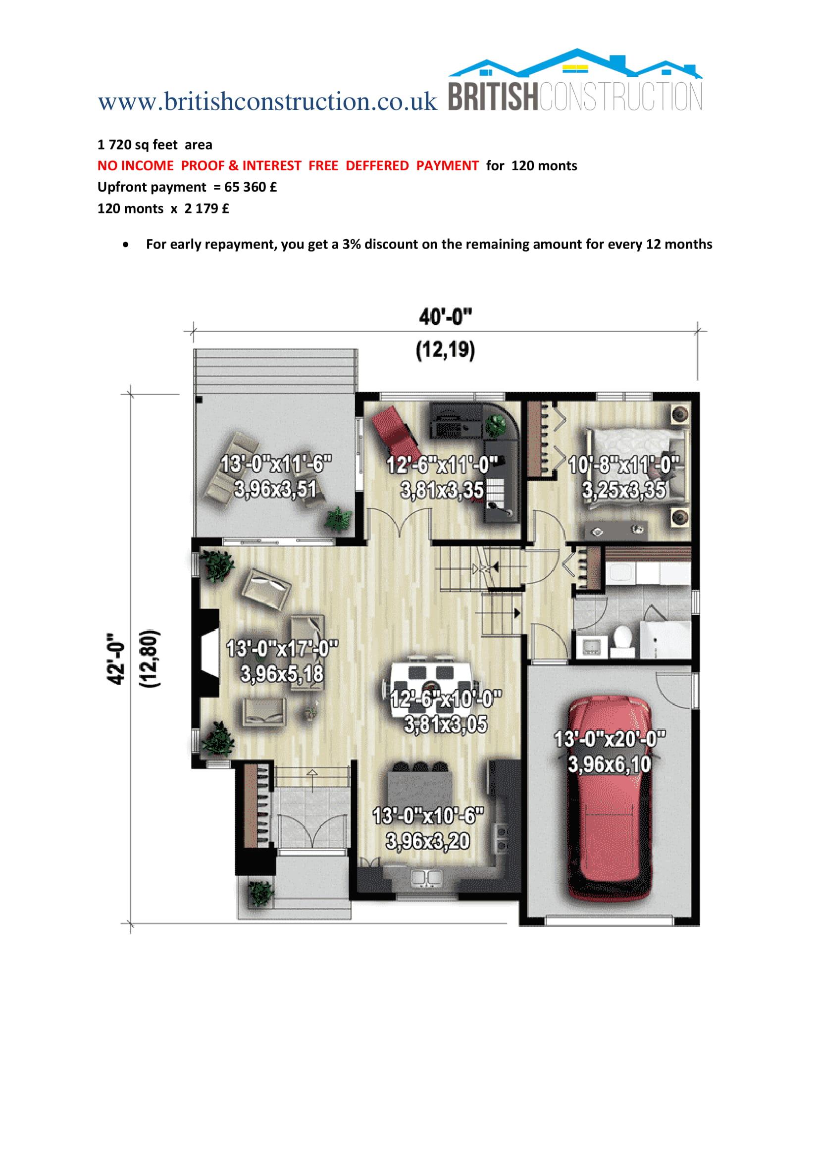 Plan HWBDO0080787